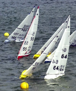 IOC model boat racing